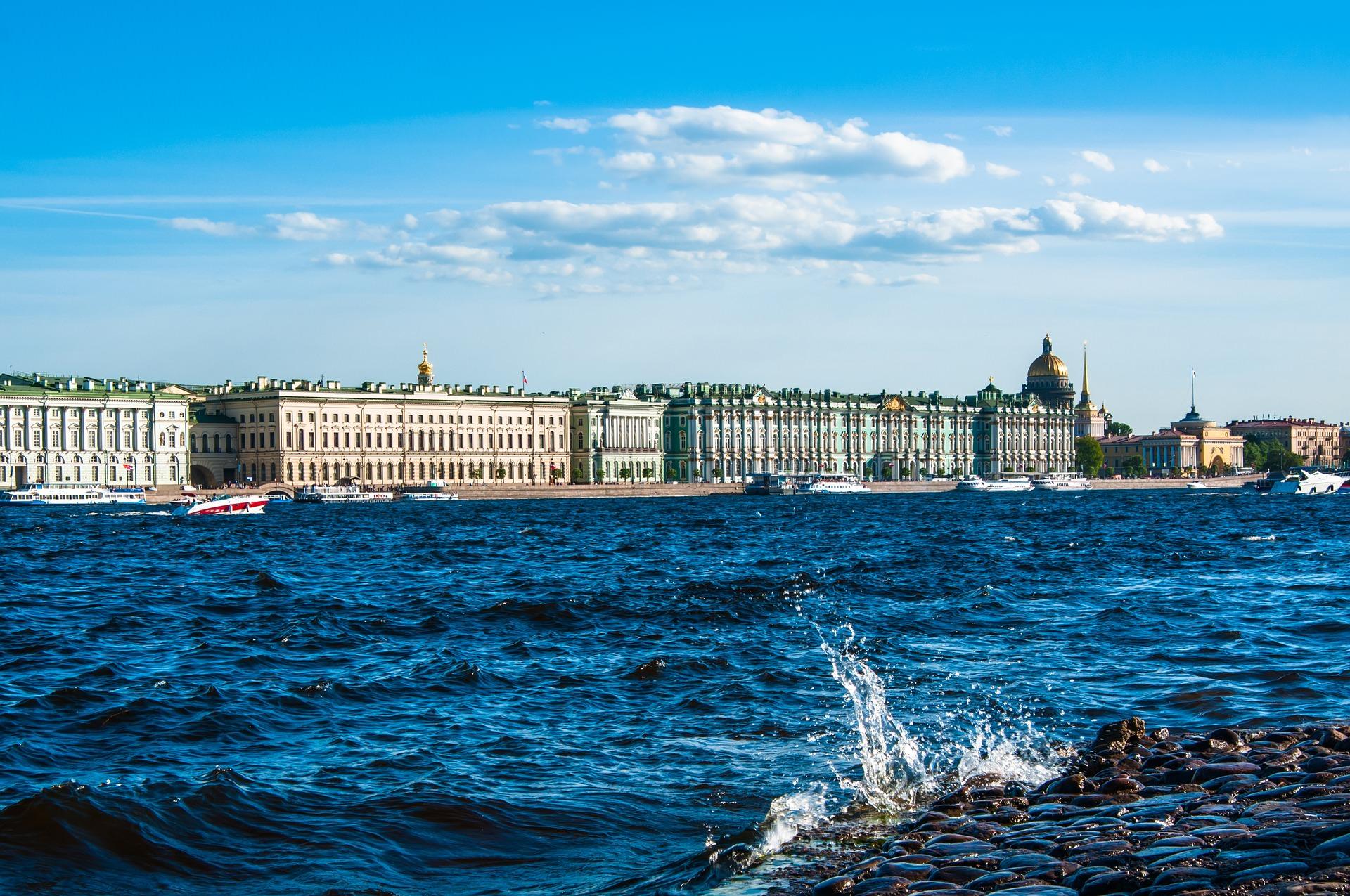 Neva Hermitage