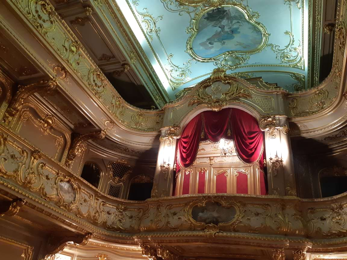 palais youssoupov theatre