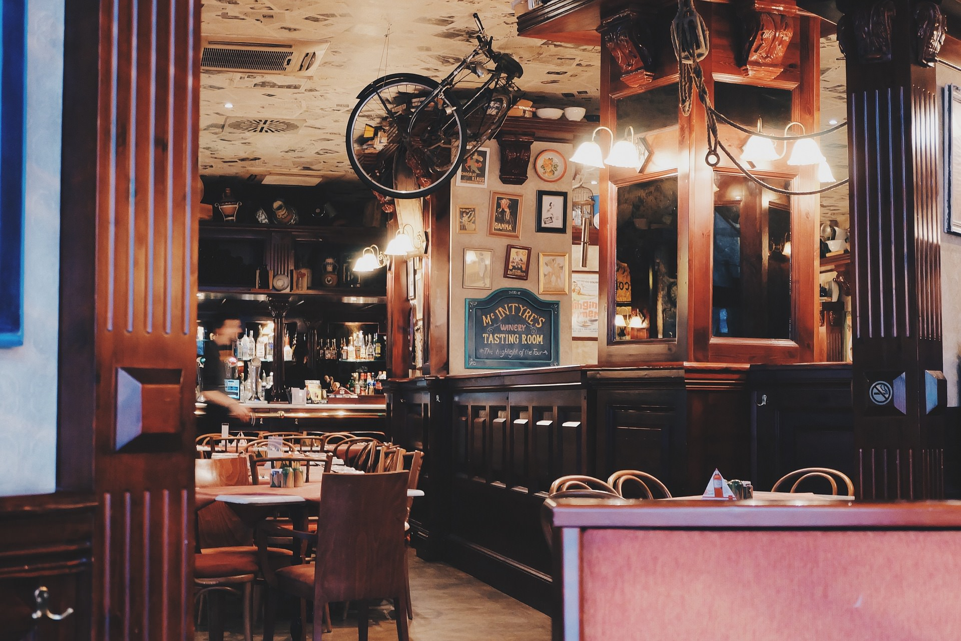 Economiseur d'écran restaurants de Petersburg