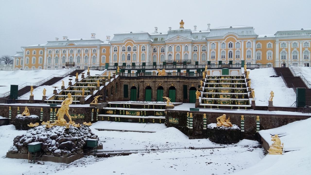 palais de pierre