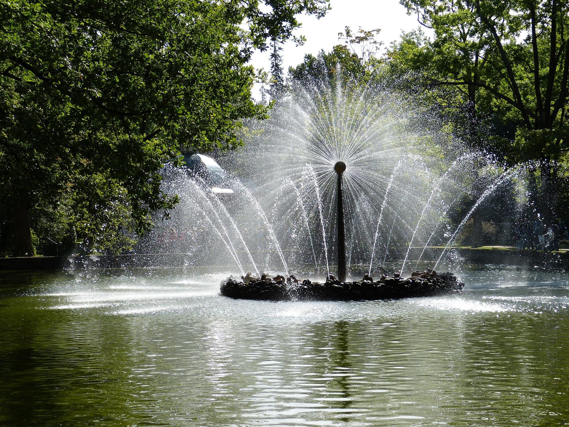 fontaine soleil a peterhof