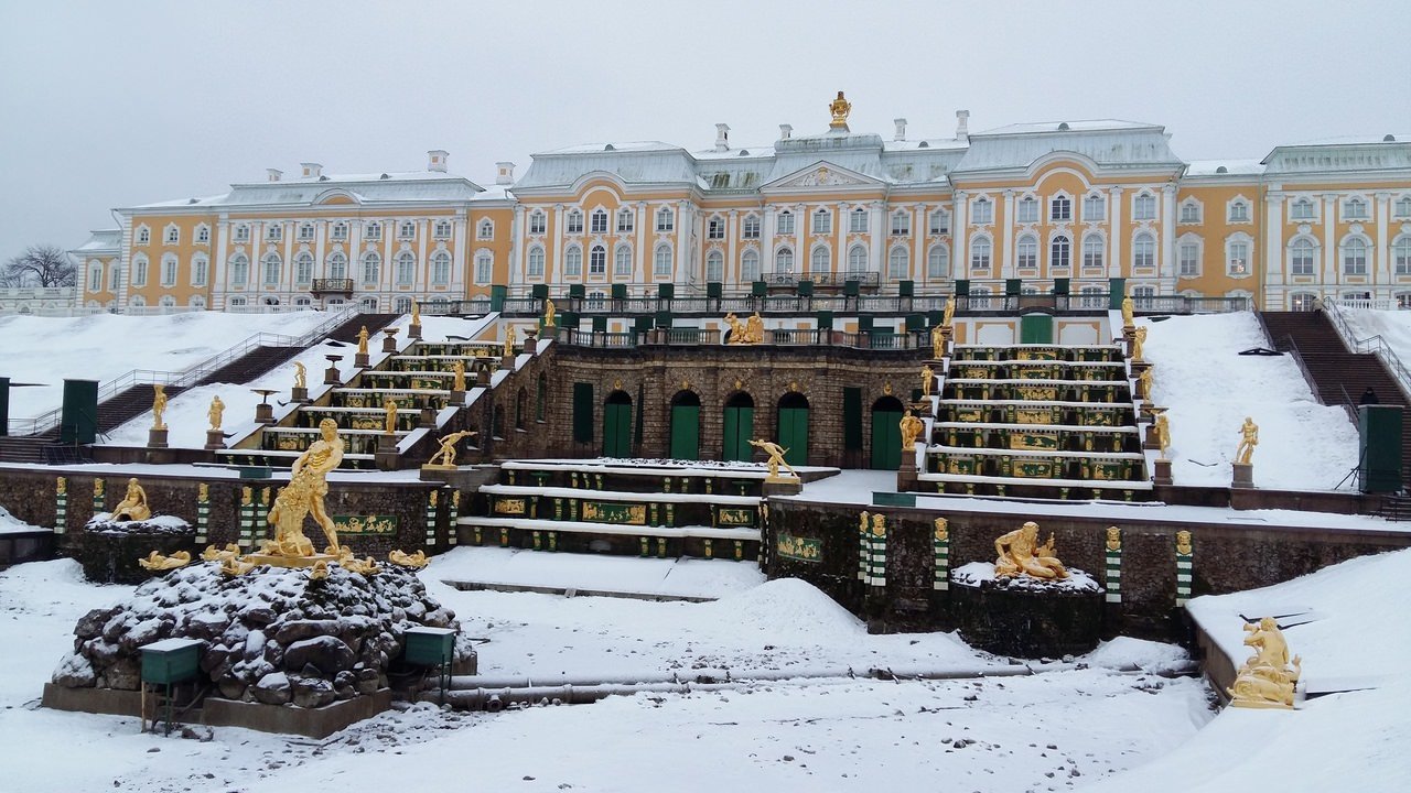 palais hivernal