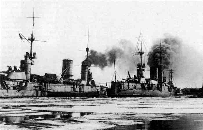 insurrection a kronstadt