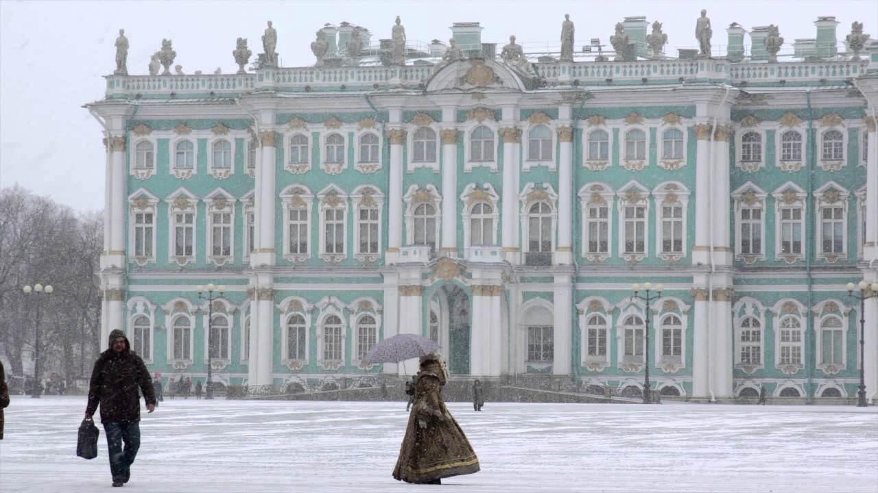 le palais d`hiver