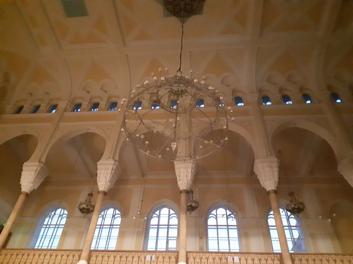 sinagogue a saint petersbourg