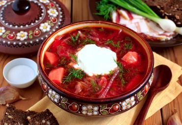 la soupe bortsh