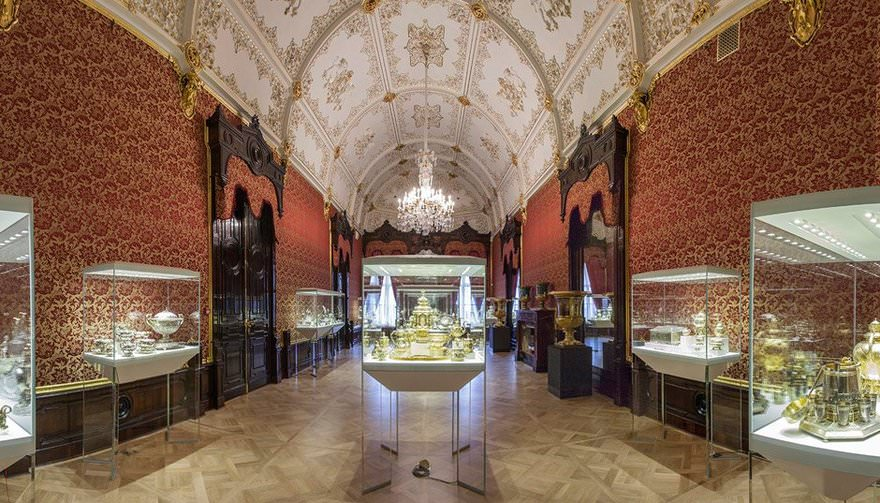 saint petersbourg faberge