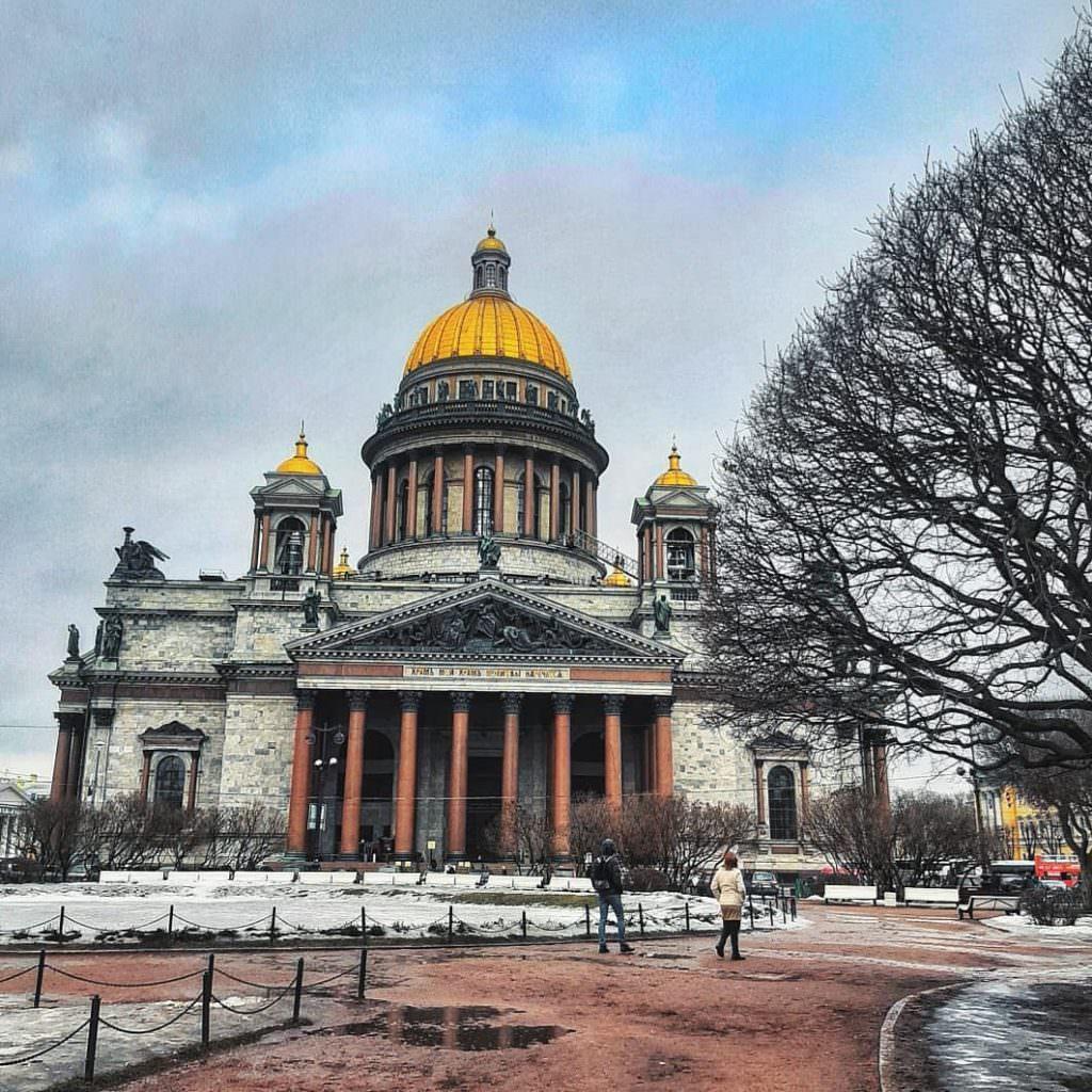 Cathédrale Saint-Isaac de Saint-Pétersbourg|Visite Guidée|Histoire|Horaires [Mise en jour 2019]