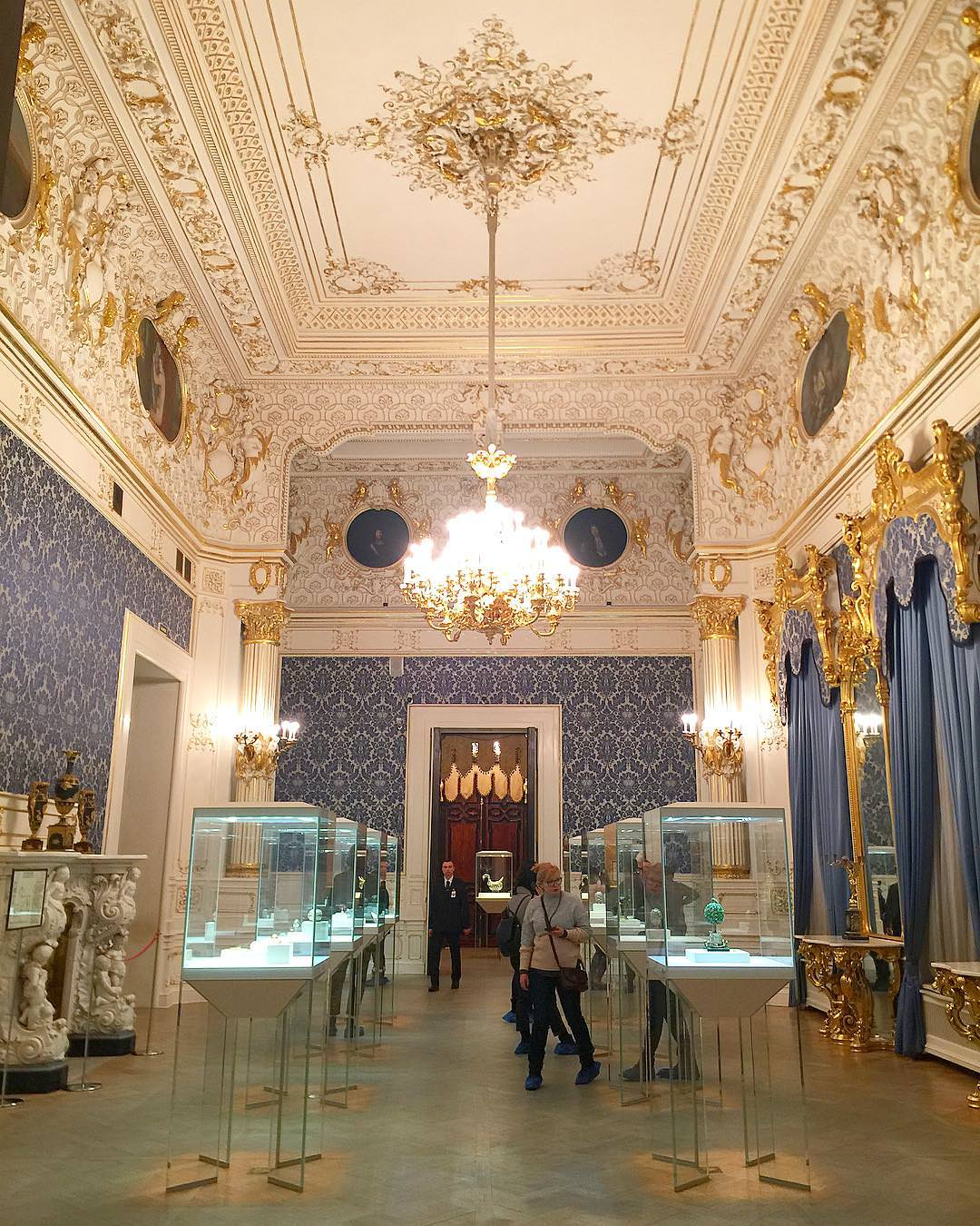 MUSEE DE FABERGE