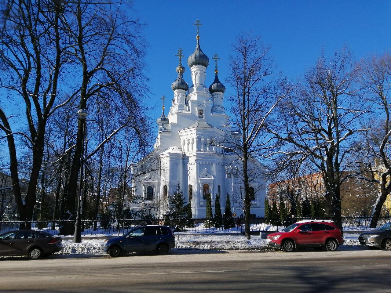 Cathédrale de Saint Vladimir